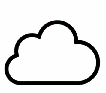 Cloud Services Wolke Logo